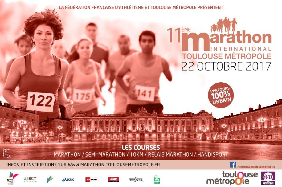 Marathon toulouse