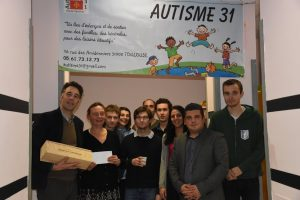 4 ans groupe Asperger